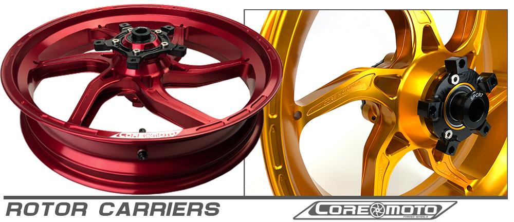 Apex-6 Suzuki GSXR1300 Hayabusa 2008-2012 Forged Core Moto wheels